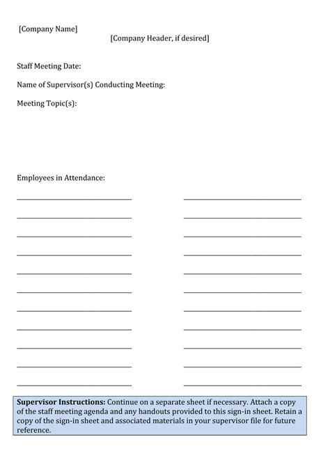 sign  sheet template   printable formats