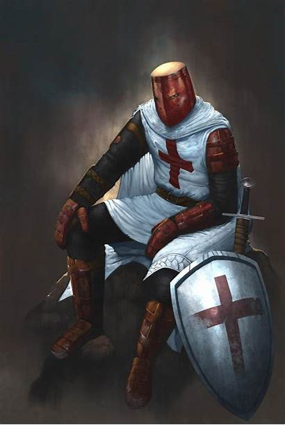 Knights Crusader Fantasy Knight Templar Crusaders Deviantart
