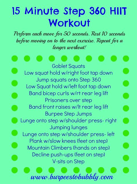 hiit workout health  fitness training