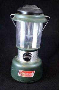 How To Light An Electric Stove Coleman Fluorescent Lantern Ebay