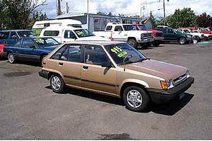 1985 Toyota Tercel - Pictures