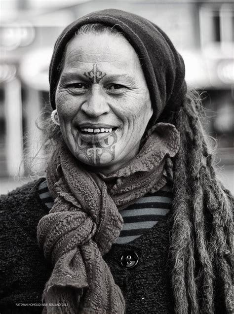 Interessante Ideenunterarm Taetowierung Gesicht by Maori In New Zealand Fatimahomoud