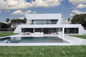 26 maisons de reve avec piscine With maison toit plat en l 12 maison contemporaine en floride au design luxueux et