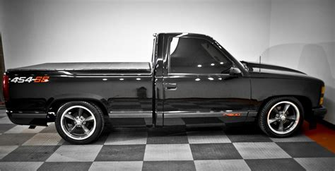 1990 Chevy 454 Ss Wallpaper by 1990 Chevrolet 454ss Custom 117077