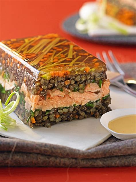 cuisine lentilles vertes best 25 terrine de poisson ideas on terrine