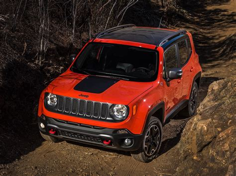 red jeep renegade 2016 2016 jeep renegade trailhawk review