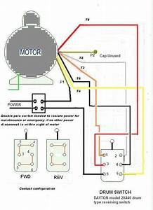 General Electric Motors Wiring Diagram