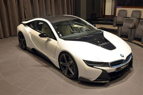 Modifikasi Bmw I8 Coupe by Ac Schnitzer Gives The Bmw I8 A Racing Look