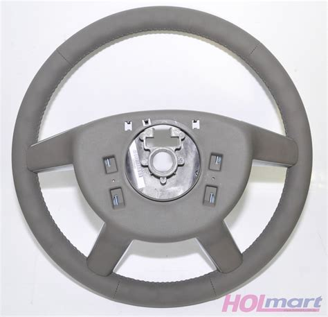holden wl statesman leather steering wheel light grey reed wk vy vz