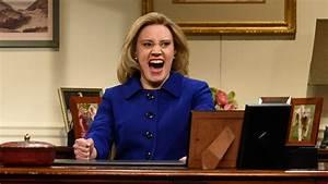 'SNL's' Kate McKinnon on Hillary Clinton: 'I just love her ...