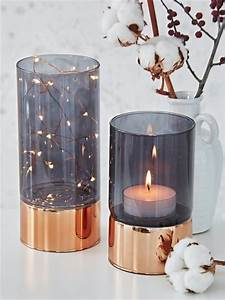 best 20 copper kitchen accessories ideas on pinterest With kitchen cabinets lowes with smoked glass candle holders