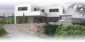 2 Geschossiges Haus : massivhaus mit flachdach beipielplanung 3 jetzthaus ~ Frokenaadalensverden.com Haus und Dekorationen