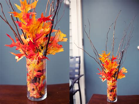fall leaves decor autumn rose pete and lola too
