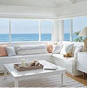 Beautiful Home Design With Modern Vintage Interior Ocean View Here Are Some Ideas For Decorating A Beach House Or An Urban Home