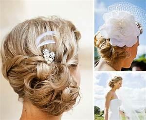 Accessoires Cheveux Courts : accessoire coiffure mariage cheveux courts images ~ Preciouscoupons.com Idées de Décoration