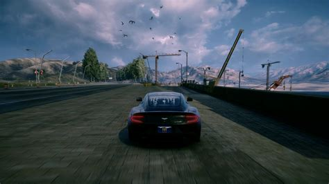 speed rivals ultra realistic graphics mod