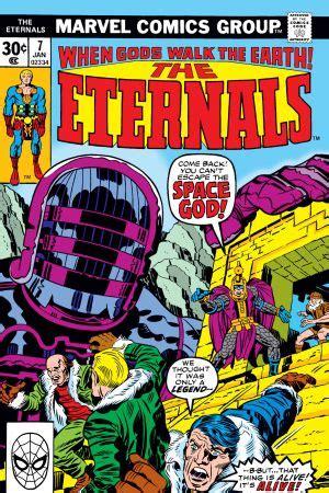 Eternals (1976 - 1978) | Comic Series | Marvel