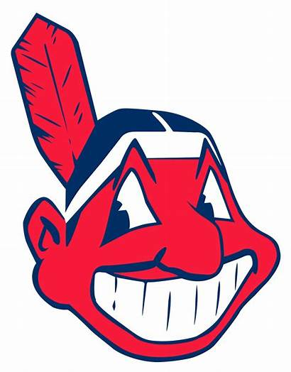Wahoo Indians Cleveland Chief Mlb Svg Clipart