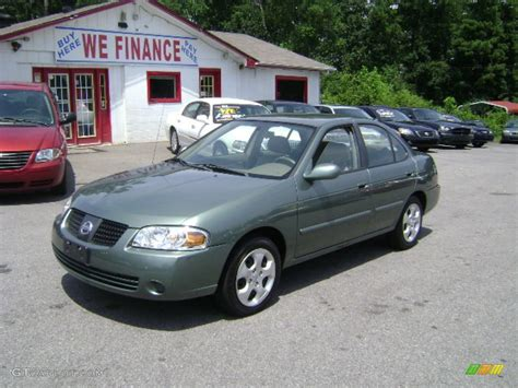 nissan green 2005 jaded green nissan sentra 1 8 s 57877135 gtcarlot