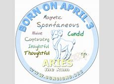 April Birthday Horoscope Astrology In Pictures