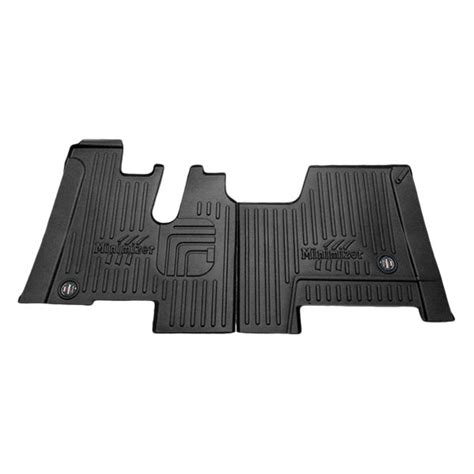 minimizer 174 100891 black heavy duty floor mats