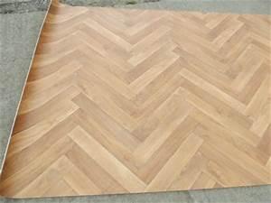 Parquet floor style vinyl lino flooring n157 ebay for Lino style parquet
