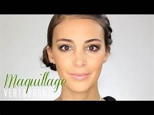 Maquillage Yeux Tuto : tuto maquillage yeux marrons youtube ~ Nature-et-papiers.com Idées de Décoration