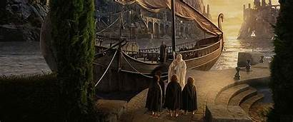 King Sea Return Cinemagraph Lotr End Lord