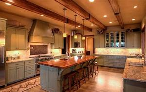 20 stylish ways to work with gray kitchen cabinets With kitchen cabinets lowes with texas hill country wall art