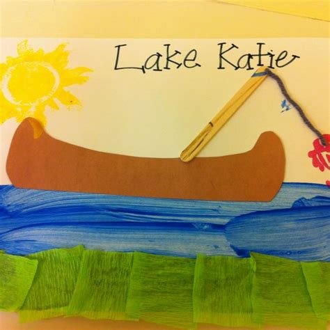 Boat Pictures For Kindergarten by 17 Best Images About Preschool Boat Crafts On