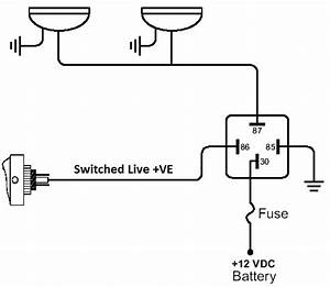relay 4 pin wiring diagram wiring diagram and schematic With wire diagram relay