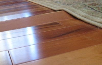buckled wood floor how to fix the problem woods