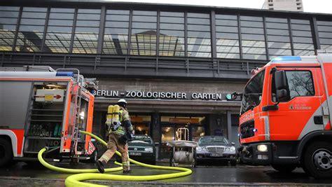 Zoologischer Garten Brand by Silvester Brand Hat Folgen Berliner Bahnhof Zoo F 252 R