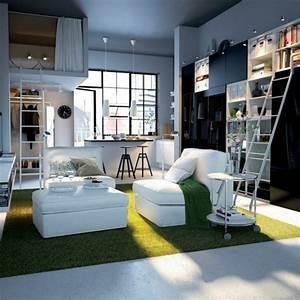 Kleine Wohnung Optimal Einrichten : kleine wohnung einrichten 68 inspirierende ideen und vorschl ge ~ Markanthonyermac.com Haus und Dekorationen