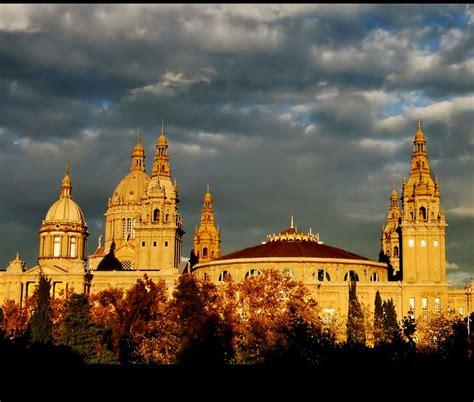 Autumn #sunset - Barcelona - How #romantic