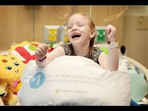 The first patients move into Dayton Children's new patient ...