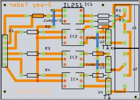 Channel Dimmer Fader For Arduino Other Microcontroller