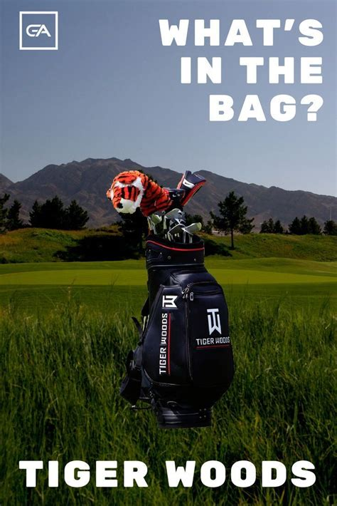Tiger Woods WITB? (What's in the Bag) - Updated for 2020 ...