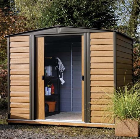 How To Build Metal Shed by Metal Storage Sheds Who Has The Best