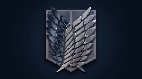 attack  titan logo wallpaper  images