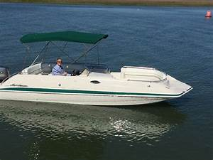 Hurricane 248 Gs 1998 For Sale For  17 670