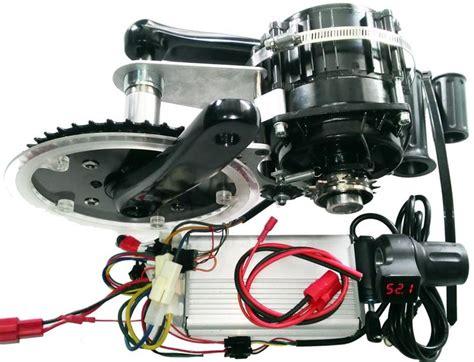 Worlds Best E-bike Diy Kit Affordable Mid-drive Motor Kit