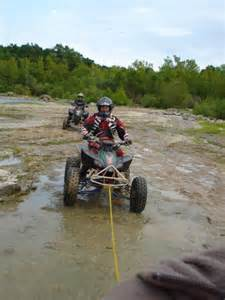 Four Wheelers Mudding