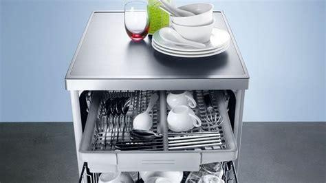 lave vaisselle avec tiroir a couverts pas cher lave vaisselle 45 cm avec tiroir couverts table de cuisine