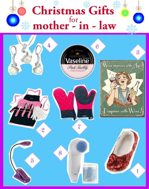 christmas gift ideas mother in law top gift ideas for in s