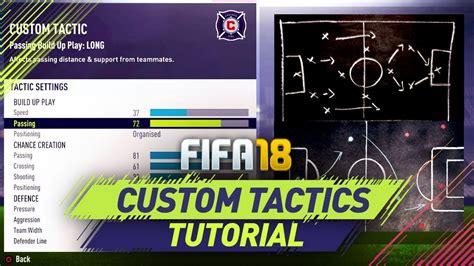 18 Best Speedy Tips Images Fifa 18 Best Custom Tactics Tutorial Best Attack Best