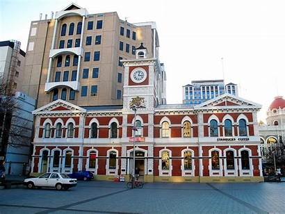 Christchurch Office Zealand Chief Wikimedia Shot Commons