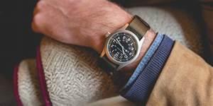 montres de luxe et montres abordables les rhabilleurs With robe de cocktail combiné avec bracelet nato hamilton