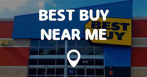 Best Buy Near Me Points Near Me
