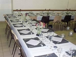 Idee Deco Table Anniversaire 70 Ans : 10 mars 2012 anniversaire 50 ans papa maman ce que j 39 adore ~ Dode.kayakingforconservation.com Idées de Décoration